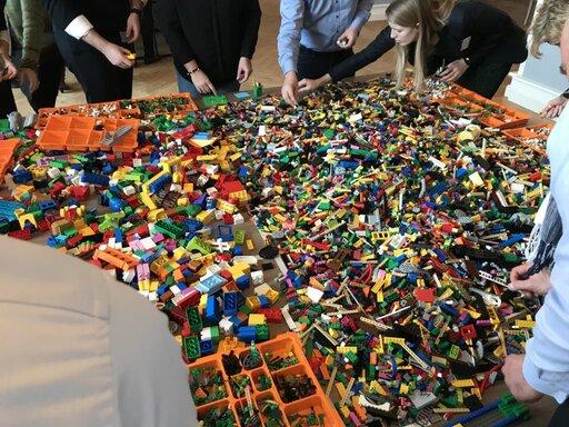 Udvikl nye kompetencer med Lego®